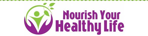 Nourish Your Health Life Logo