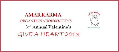 Amar Karma Give a Heart