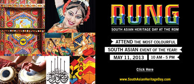 RUNG SA Heritage Day at ROM