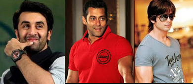 Bollywood Eligible Bachelors