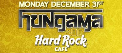 NYE Hungama 2013