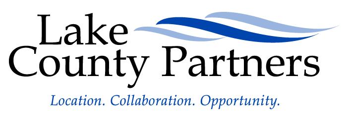 Lake County Partners Logo