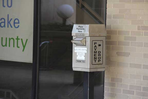 Waukegan Drop Box