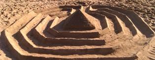 10th Grade Sand Castle