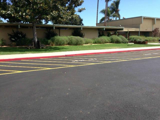 Parking lot 2013