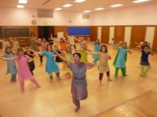 Grade 5 Indian Dancing