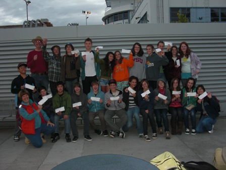 Long Beach Airport and Grade 8