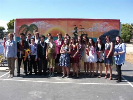 Grade 8 Promotion