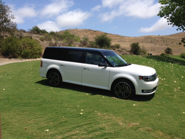 Golf 2013 Ford Flex