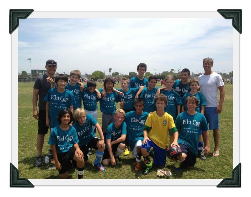 boys pilot cup 2013