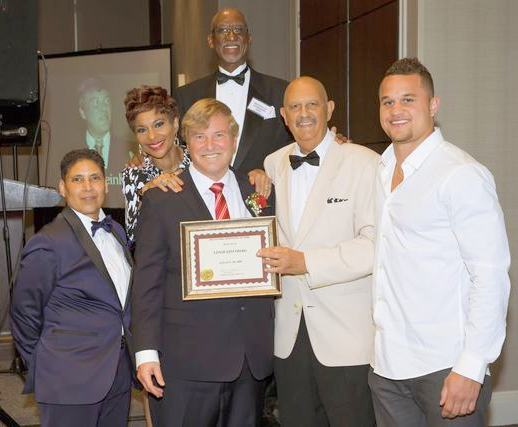 Leigh Steinberg - 3-26-16 - Hall of Fame