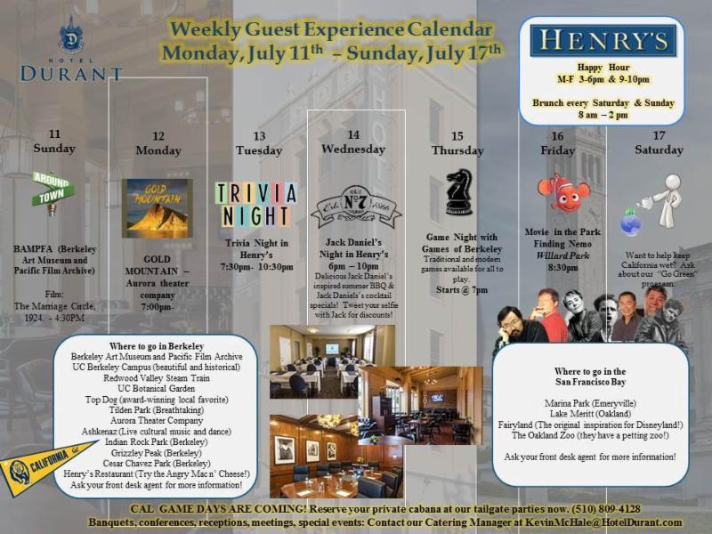 Hotel Durant - 7-11-16