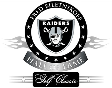 Biletnikoff Golf Tournament logo