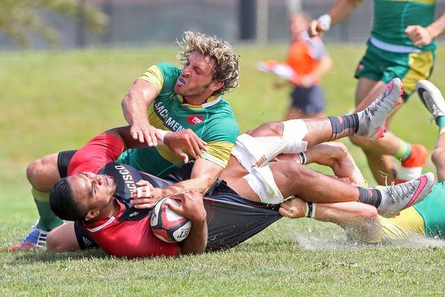 Pro Rugby - 7-3-16 - Darren Yamashita