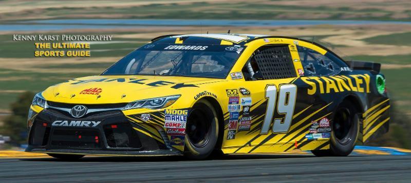 Sonoma Raceway - 7-25-16 - Kenny Karst