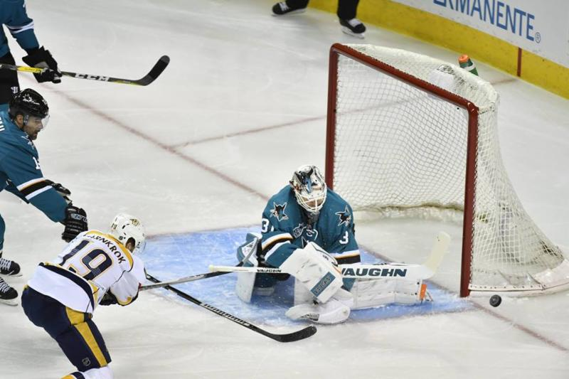 San Jose Sharks - 4-29-16 - Rich Yee