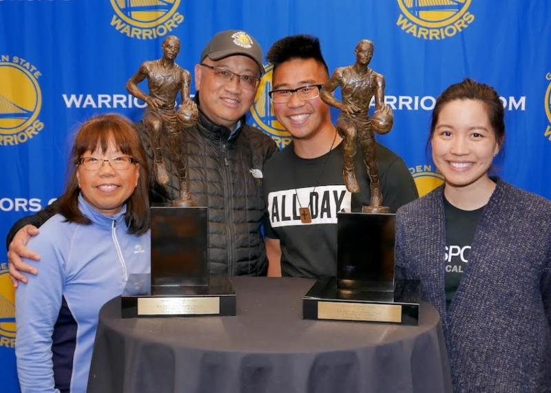Warriors Trophies - 5-16 - Ed Jay