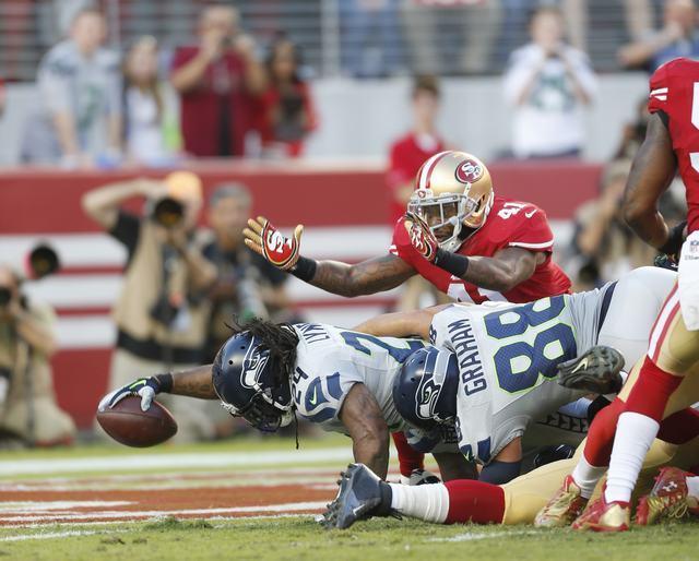 49ers - 10-15-15 - Michael Zagaris