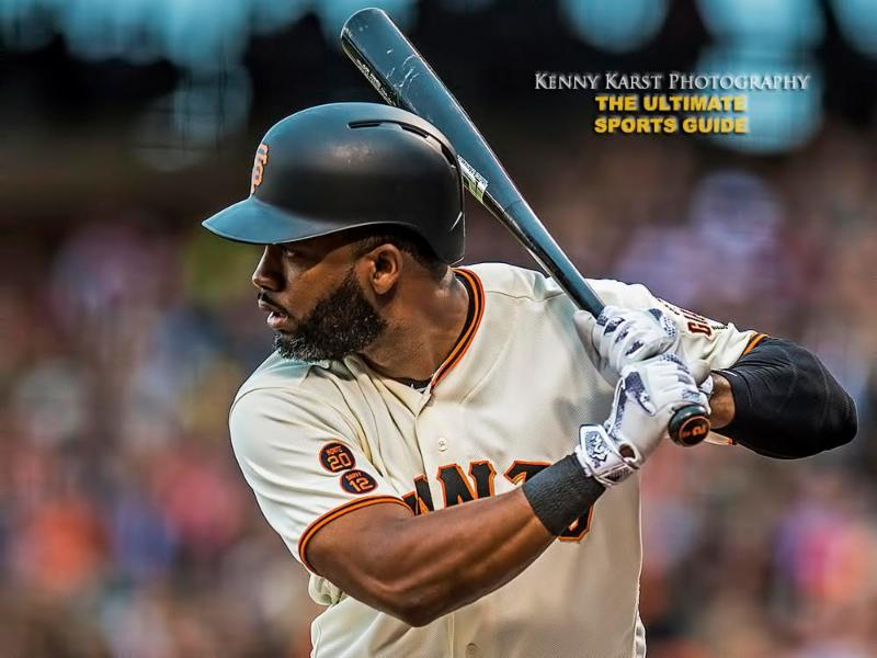 SF Giants - 7-11-16 - Kenny Karst
