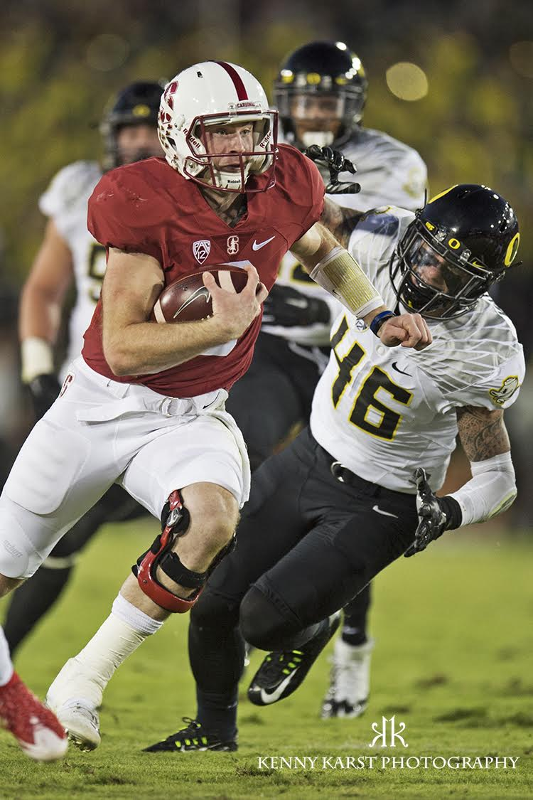 Stanford v. Oregon - 11-14-15 - Kenny Karst