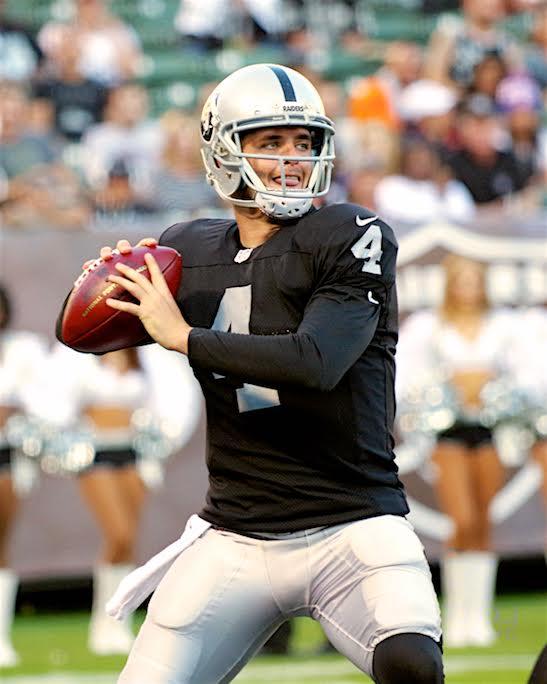 Oakland Raiders - Ed Jay