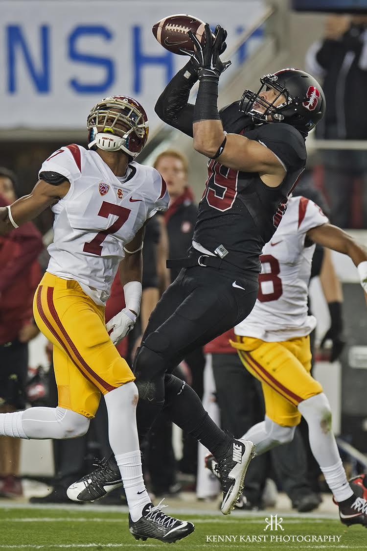 Stanford v. USC - 12-5-15 - Kenny Karst