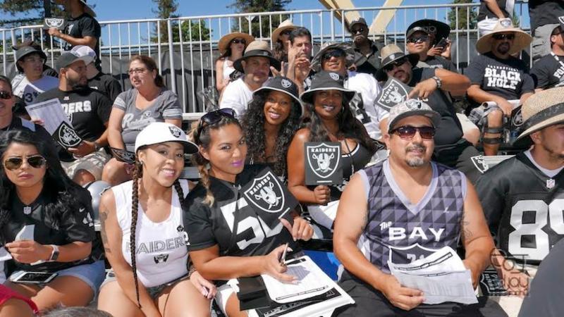 Raiders - 8-1-16 - Ed Jay