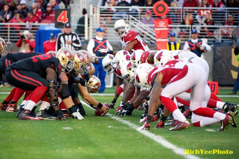 49ers v. Arizona - 11-29-15 - Rich Yee