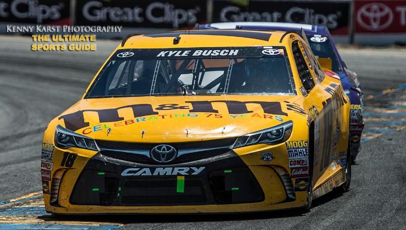 Sonoma Raceway 7-11-16 - Kenny Karst