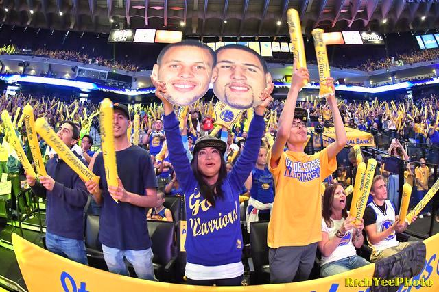 Warriors Watch Party - 6-16-16