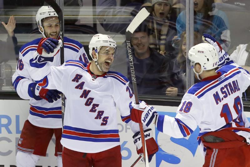 Sharks v, Rangers - 3-19-16 - Darren Yamashita
