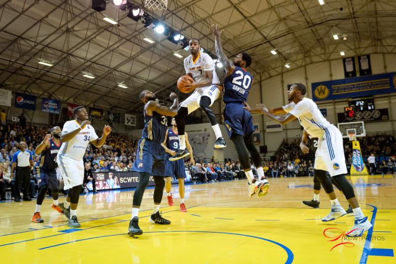 Santa Cruz Warriors - 11-13-15 - Kenneth Wong