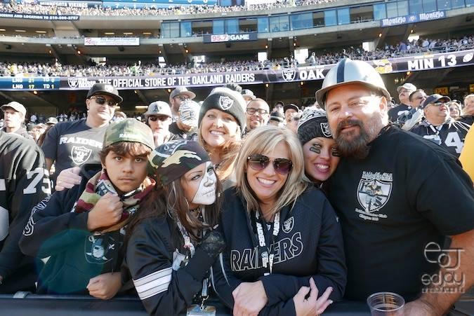 Oakland Raiders - 11-15-15 - Ed Jay