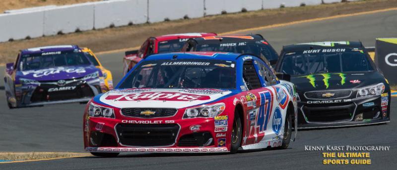 Sonoma Raceway - 8-1-16 - Kenny Karst