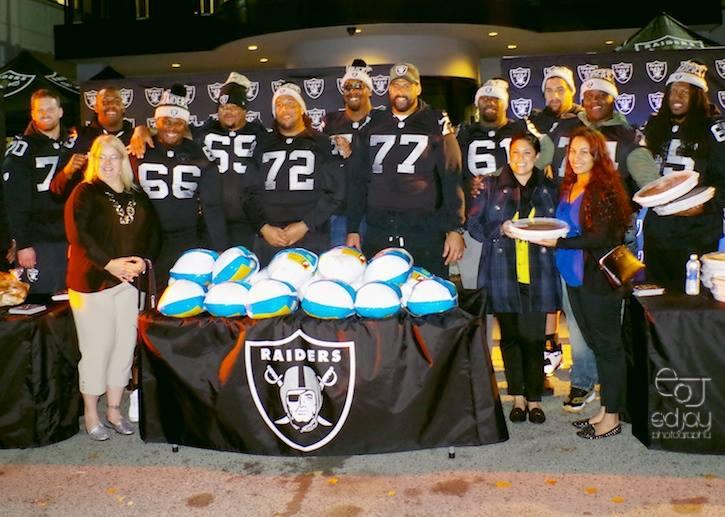 Raiders - Thanksgiving - 11-23-15 - Ed Jay