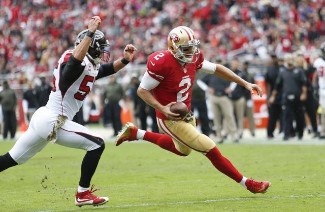 49ers  - 11-8-15 - Michael Zagaris