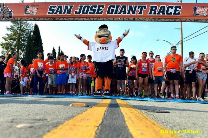 San Jose Giants Race - 6-1-2015 - Rich Yee