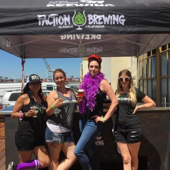 Faction Brewing - 7-25-16 - Ann Cooke
