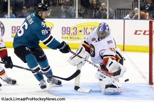 Jack Lima - 11-21-15 - Stockton Heat barracuda