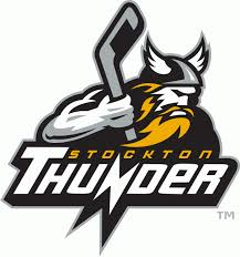 Stockton Thunder logo