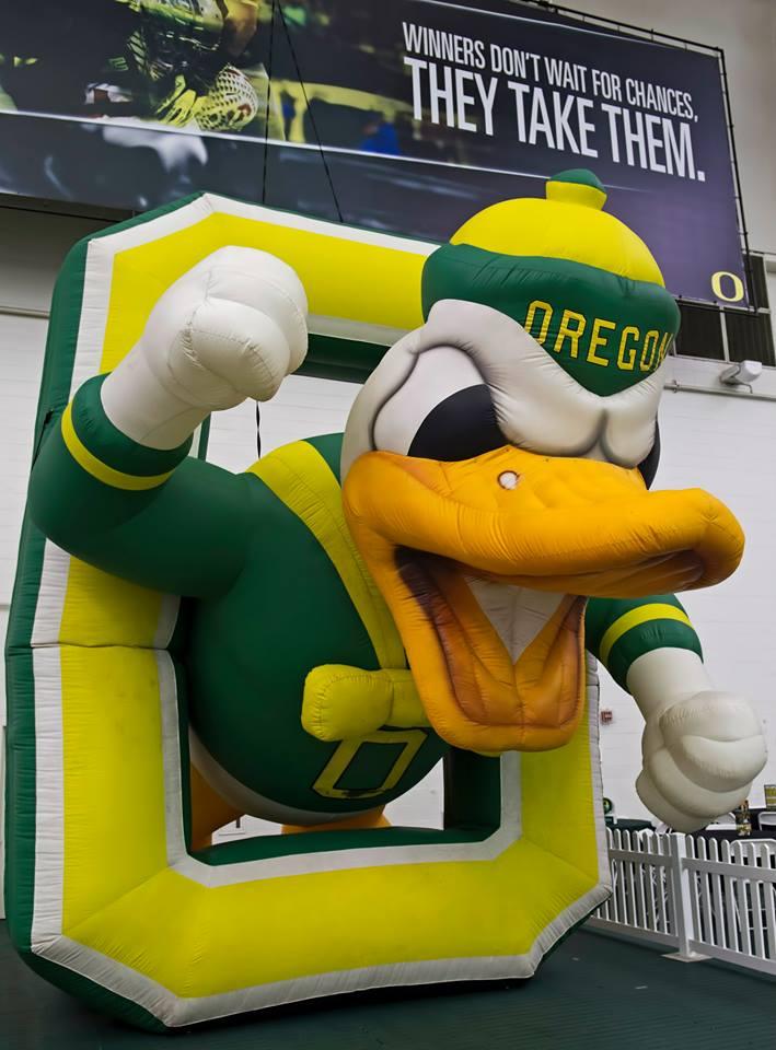 Kenny Karst - Oregon Duck - 11-14