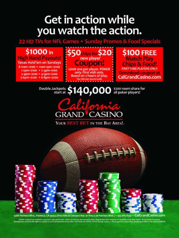 California Grand Casino - 2014