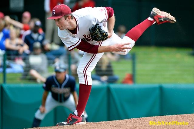 Stanford baseball - 3-22-15 Rich Yee