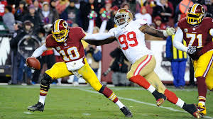 Aldon Smith in action