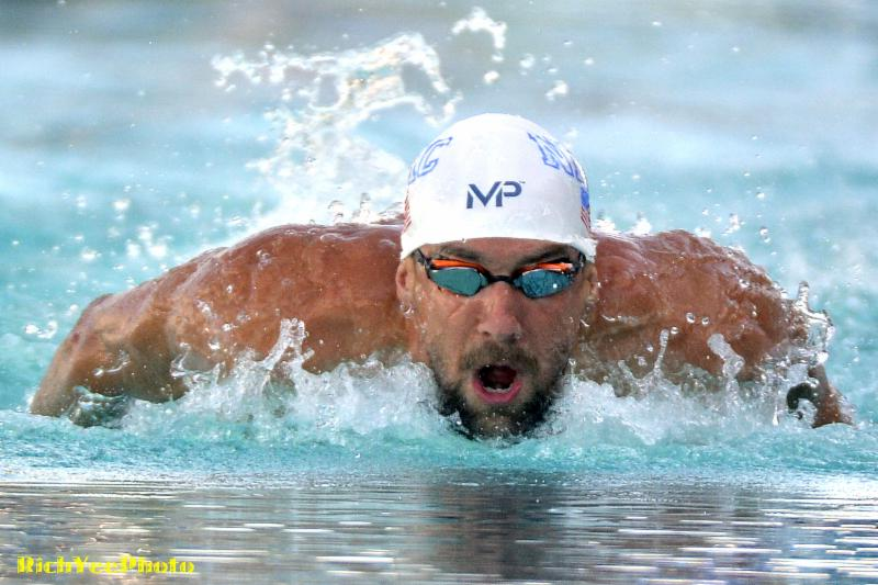 Michael Phelps - 2015 - Rich Yee