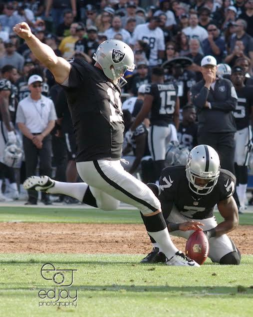 Oakland Raiders - 5-2-16 - Ed Jay