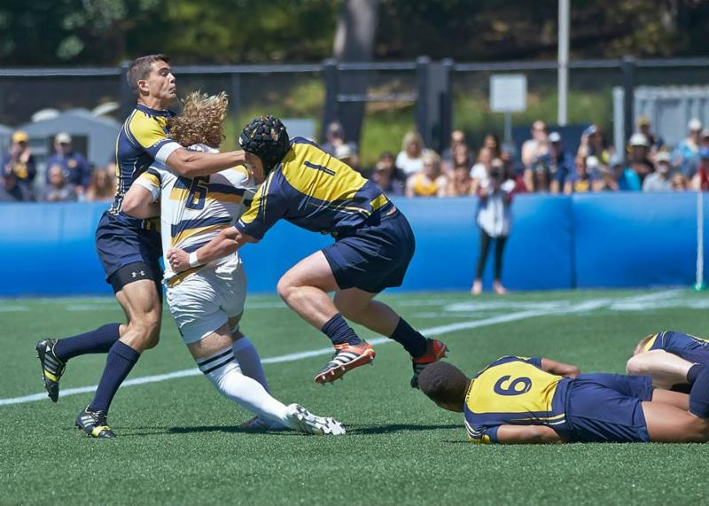 Cal rugby - 4-18-2015 - Ron Sellers