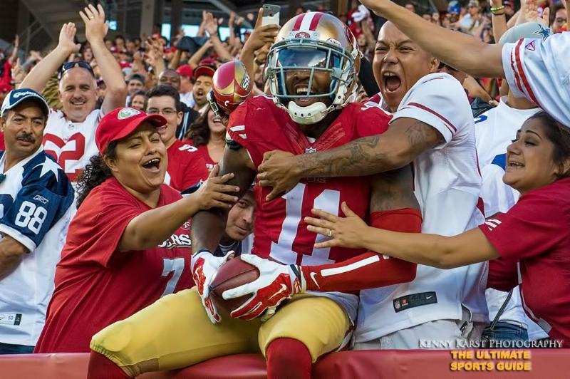 49ers - 7-18-16 - Kenny Karst
