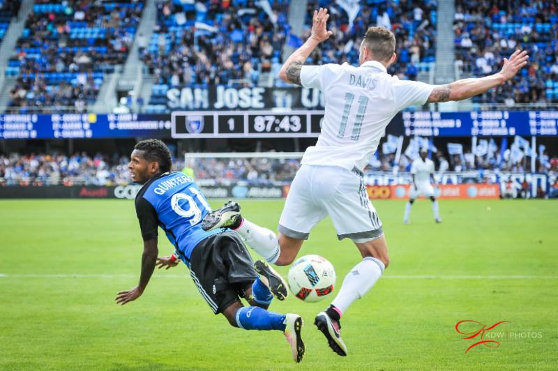 San Jose Earthquakes - 4-24-16 - Kenneth Wong