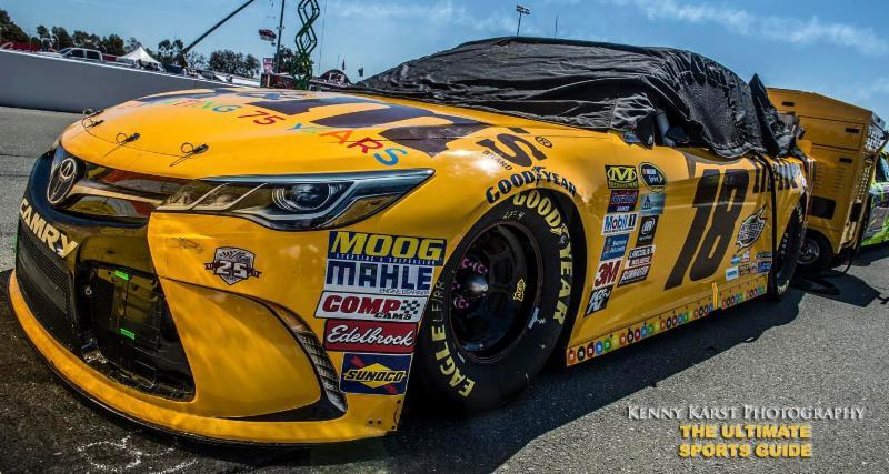 Sonoma Raceway - 7-11-16 - Kenny Karst